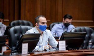 Лицата на отворена влада: Министерот Јетон Шаќири